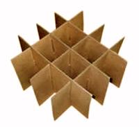 Амортизатор картонного ящика (коробки)